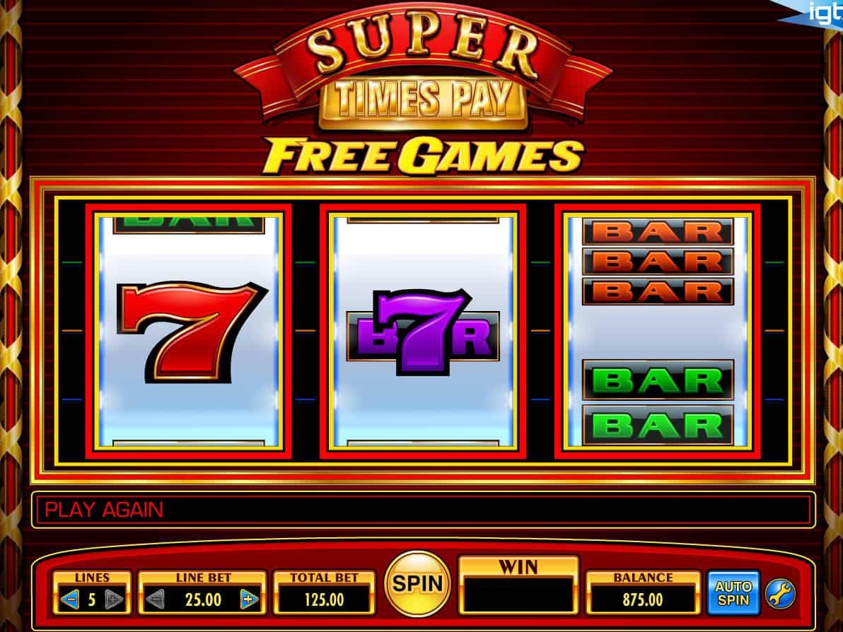 Super Sevens Slot - 809708