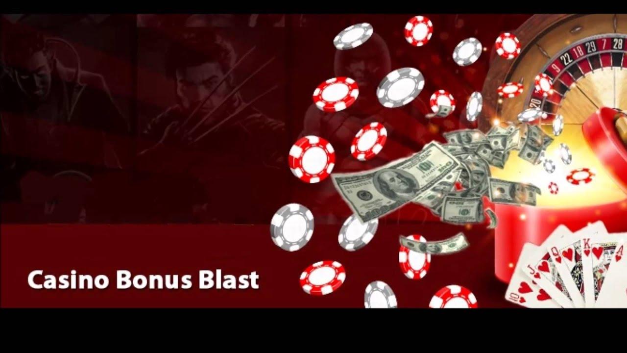 Free Casino Bonus - 342751