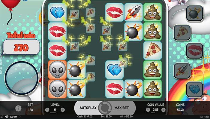 Emojiplanet Slot - 202756
