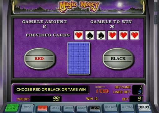 Slot Machine Money - 927112