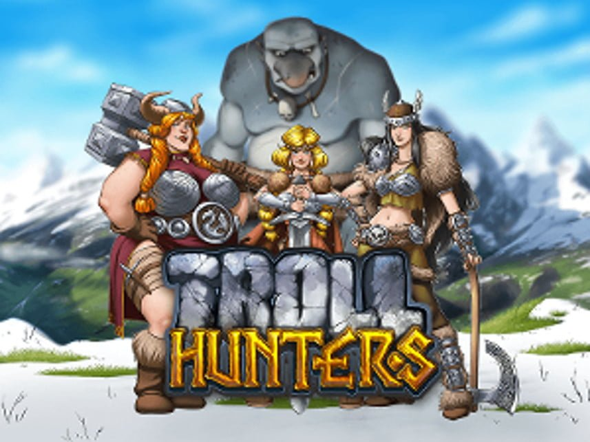Troll Hunters Slot - 740075