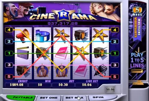 Cinerama Slot Advanced - 477091