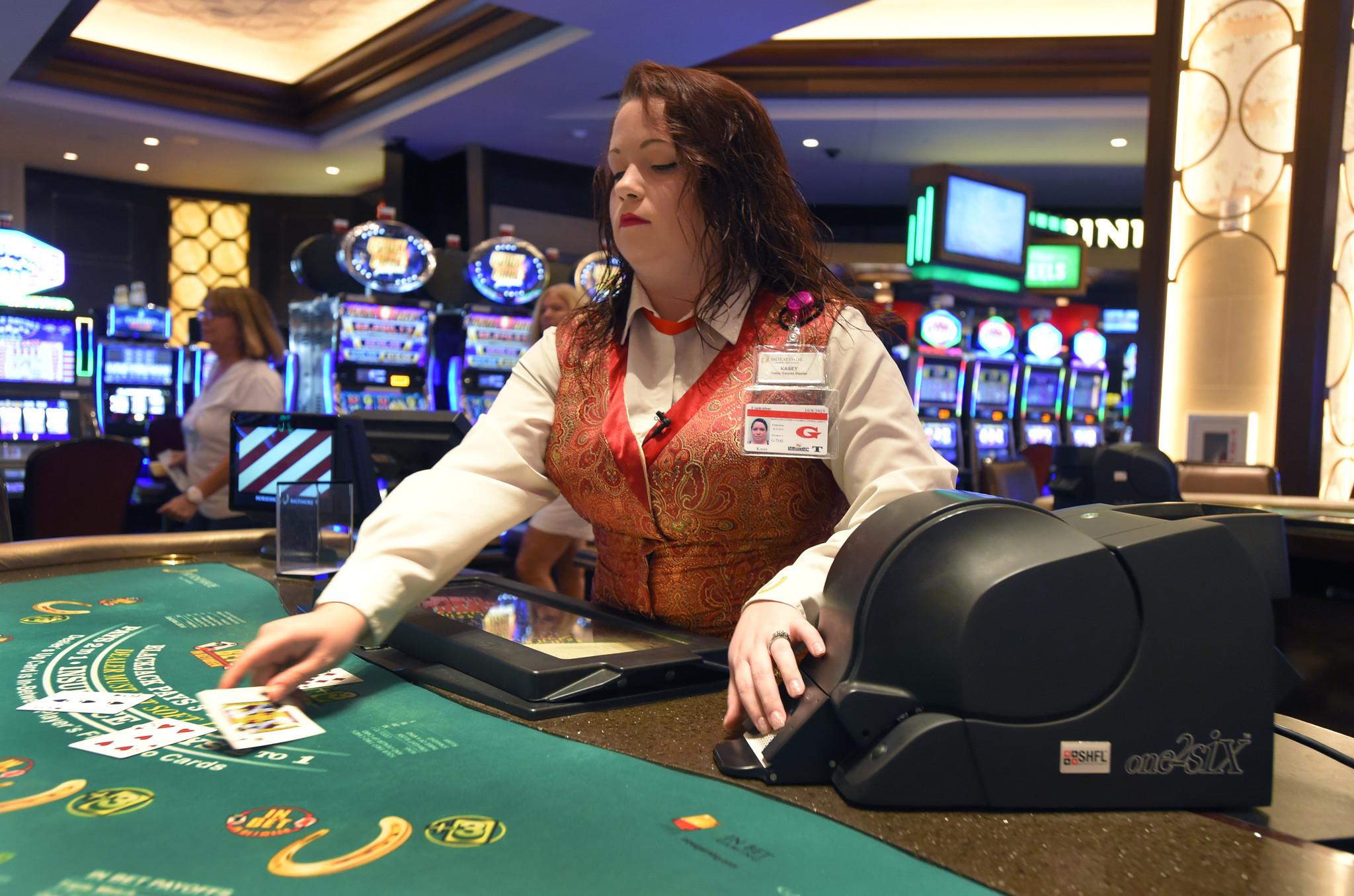 Professional Gamblers - 619809
