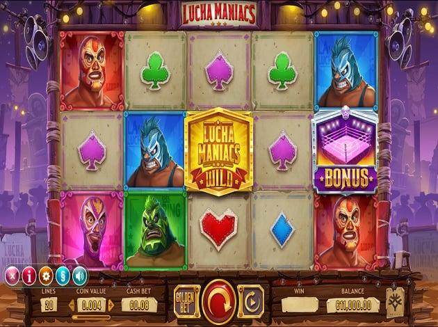 Casino Ratings Lucha - 580376