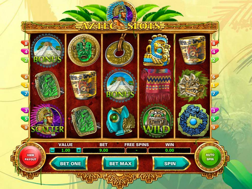 Aztec Secrets Slot - 413360