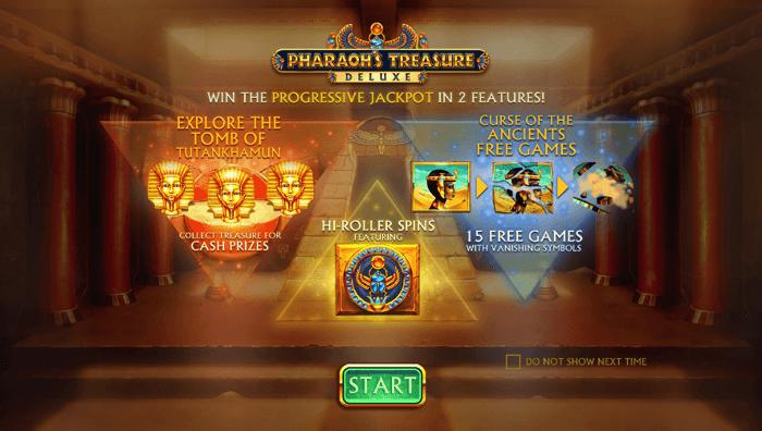 Pharaoh Treasure Deluxe - 958865