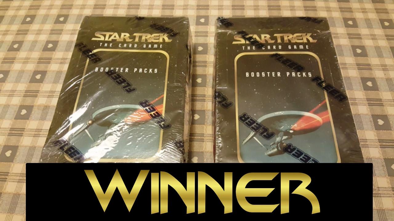 Giveaway Winner - 875805