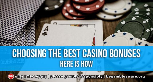 How Choose Bonus - 643367
