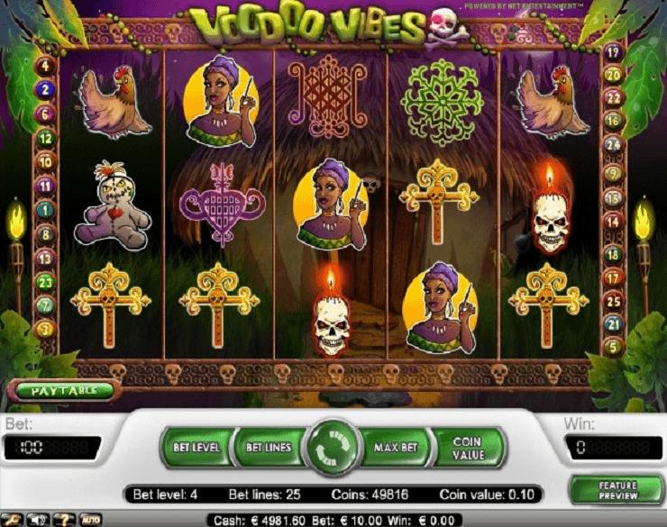 Voodoo Vibes - 240128