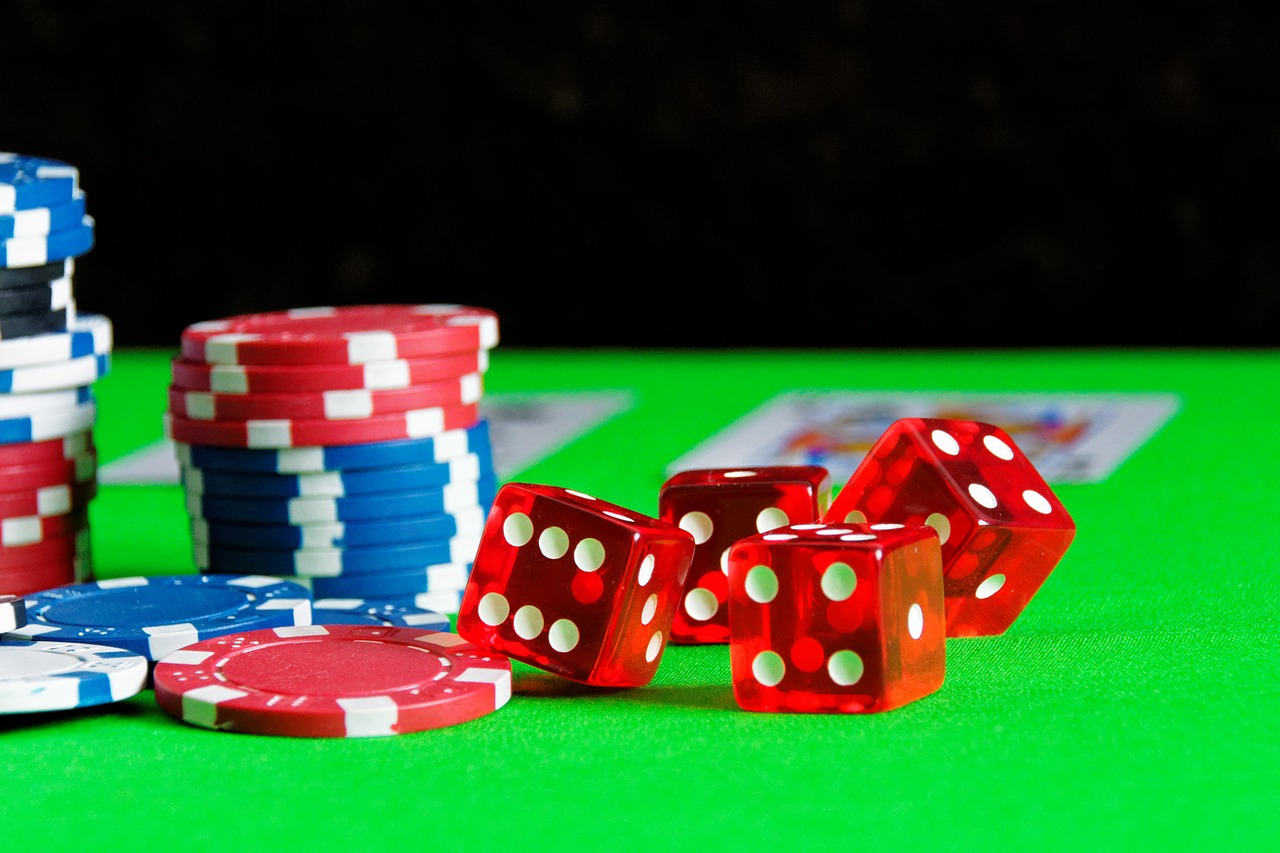 Poker Game Example - 948804