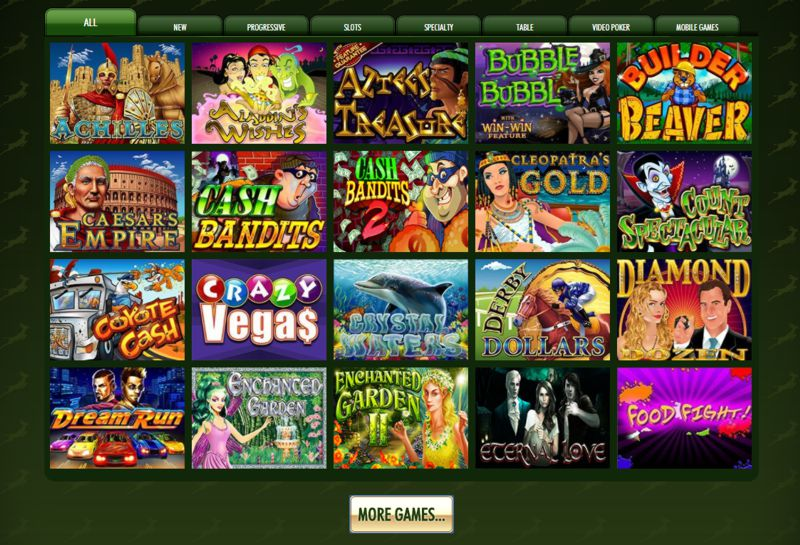 Most Lucrative Games - 446503