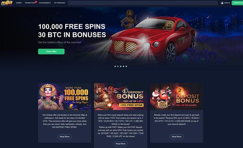 Mbit Casino - 806669