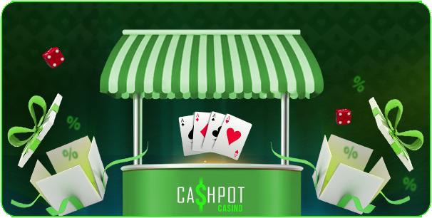 Cash Pot Promotion - 546576