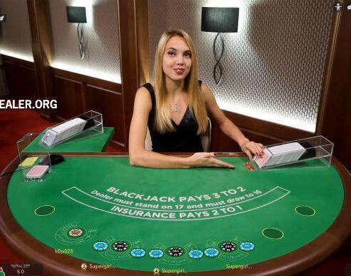 Blackjack Odds Casino - 702629