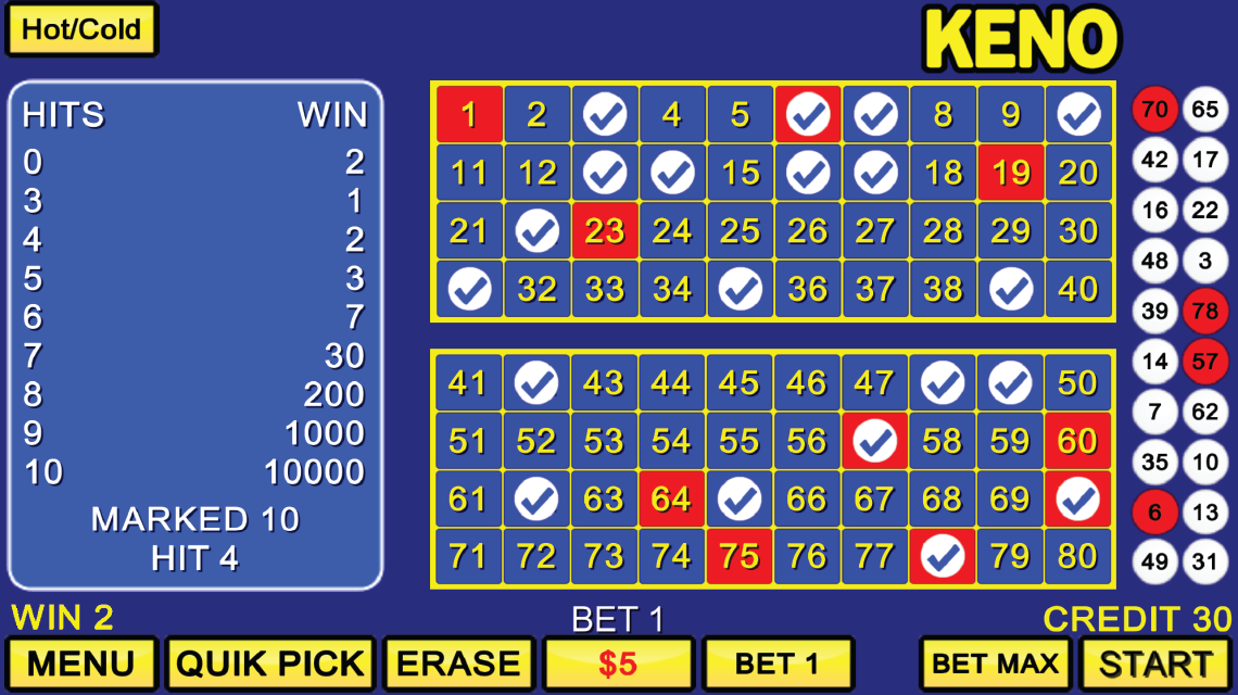 Deuces Wild Poker - 655023