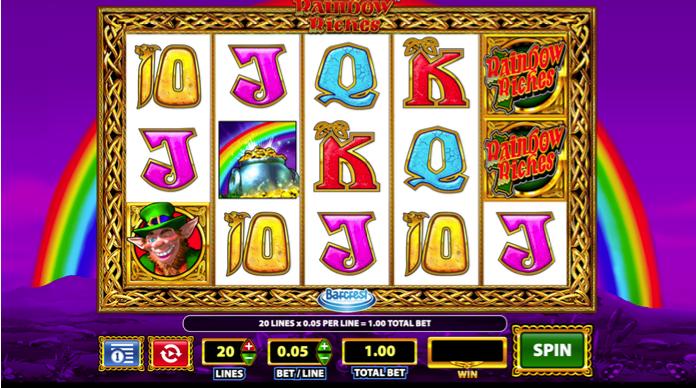 Irish Luck Slot - 446353