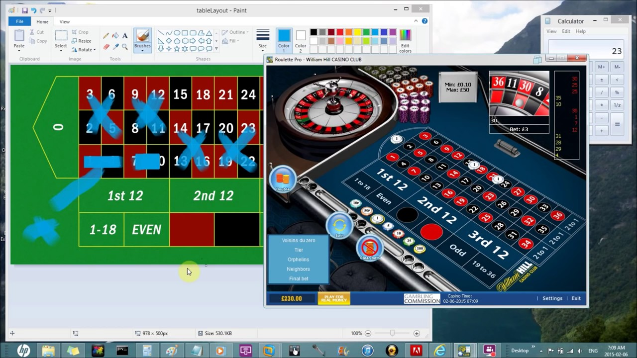 Roulette Strategy to - 308529