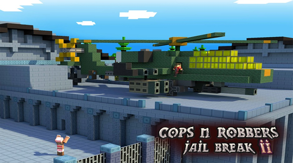 Cops and Robbers - 672157