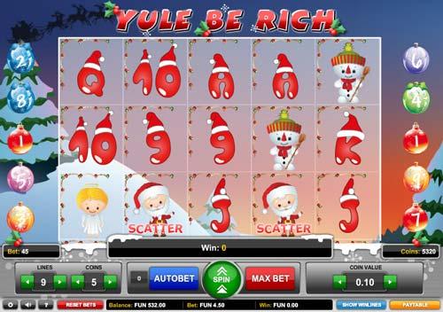 Yule be Rich - 842654
