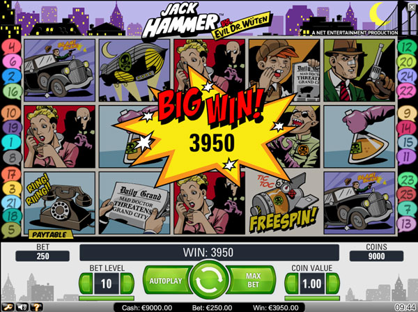 Jack Hammer - 324159