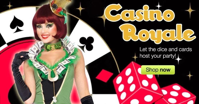 Casino Girl Outfit - 485196