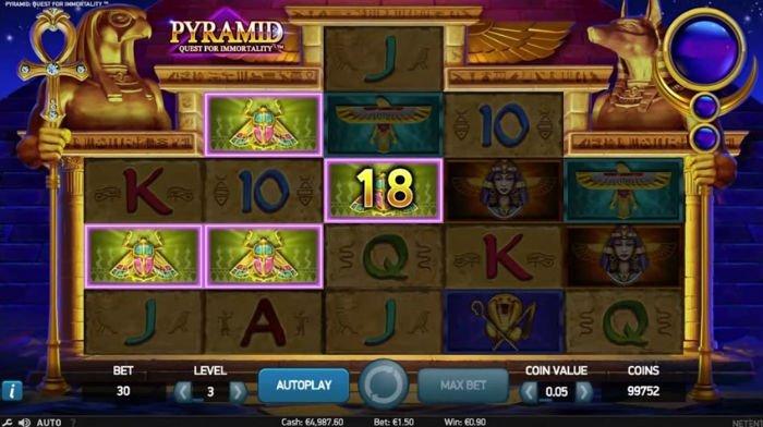 Pyramid Quest - 385278