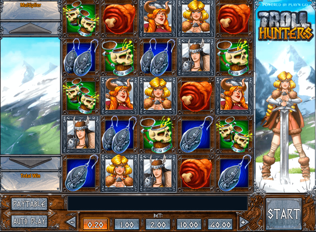 Troll Hunters Slot - 483771