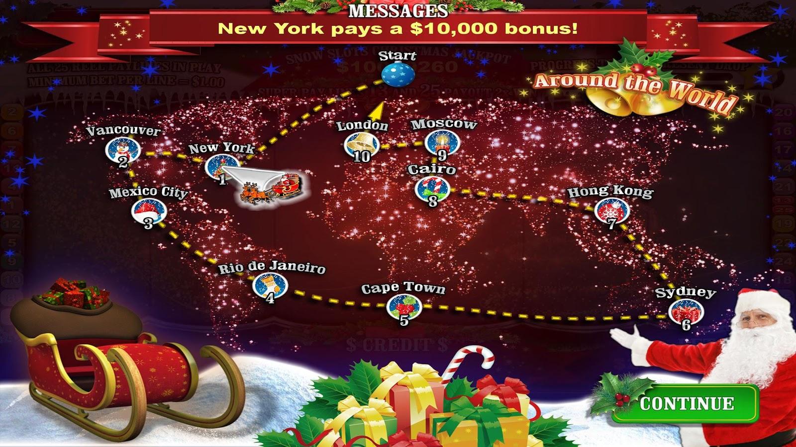 Christmas Casino - 165521