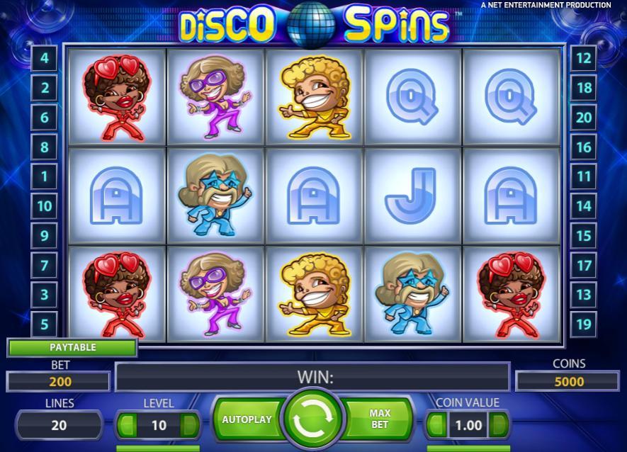 Disco Spins - 325666