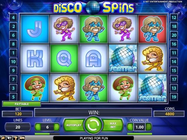 Disco Spins - 317423