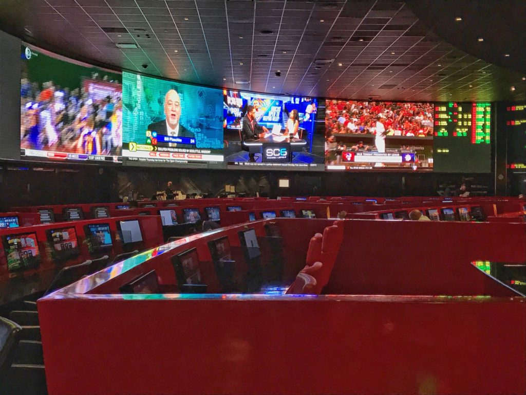 Best Vegas Sportsbooks - 674536