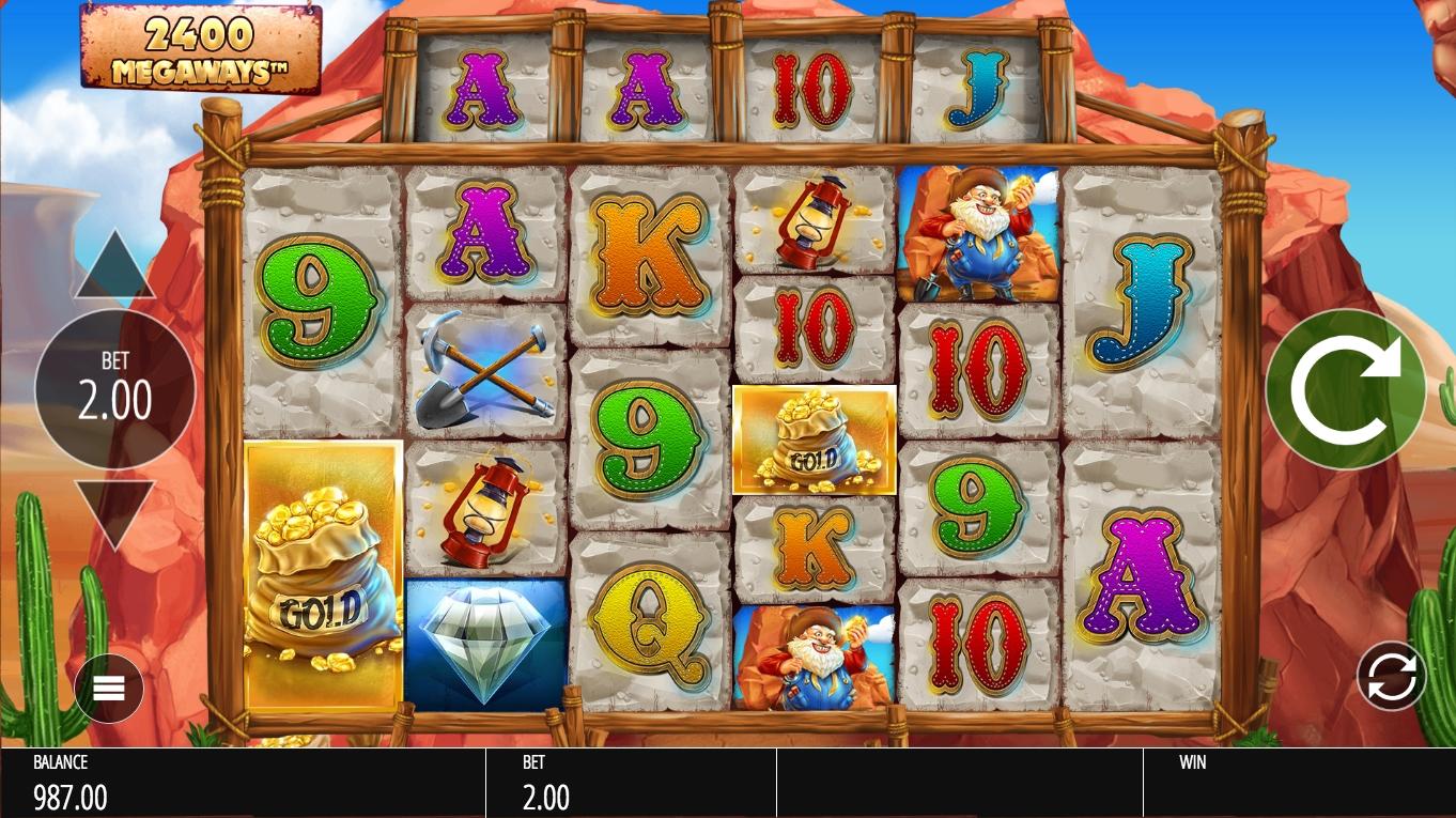 Diamond Mine Slot - 273456