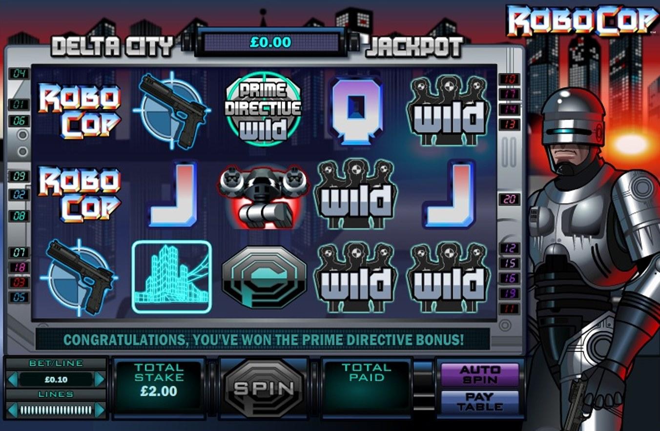 RoboCop Slot - 738204