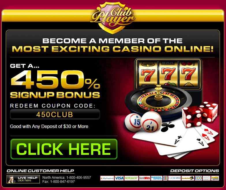 Club Player Bonus - 249364