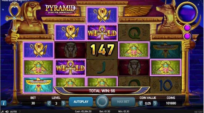 Pyramid Quest - 344754