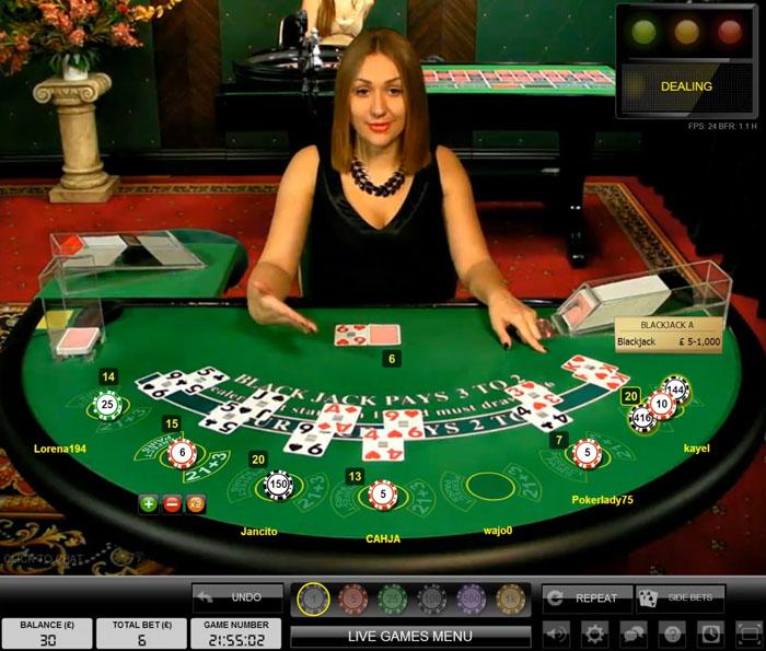 Blackjack Odds Casino - 233843