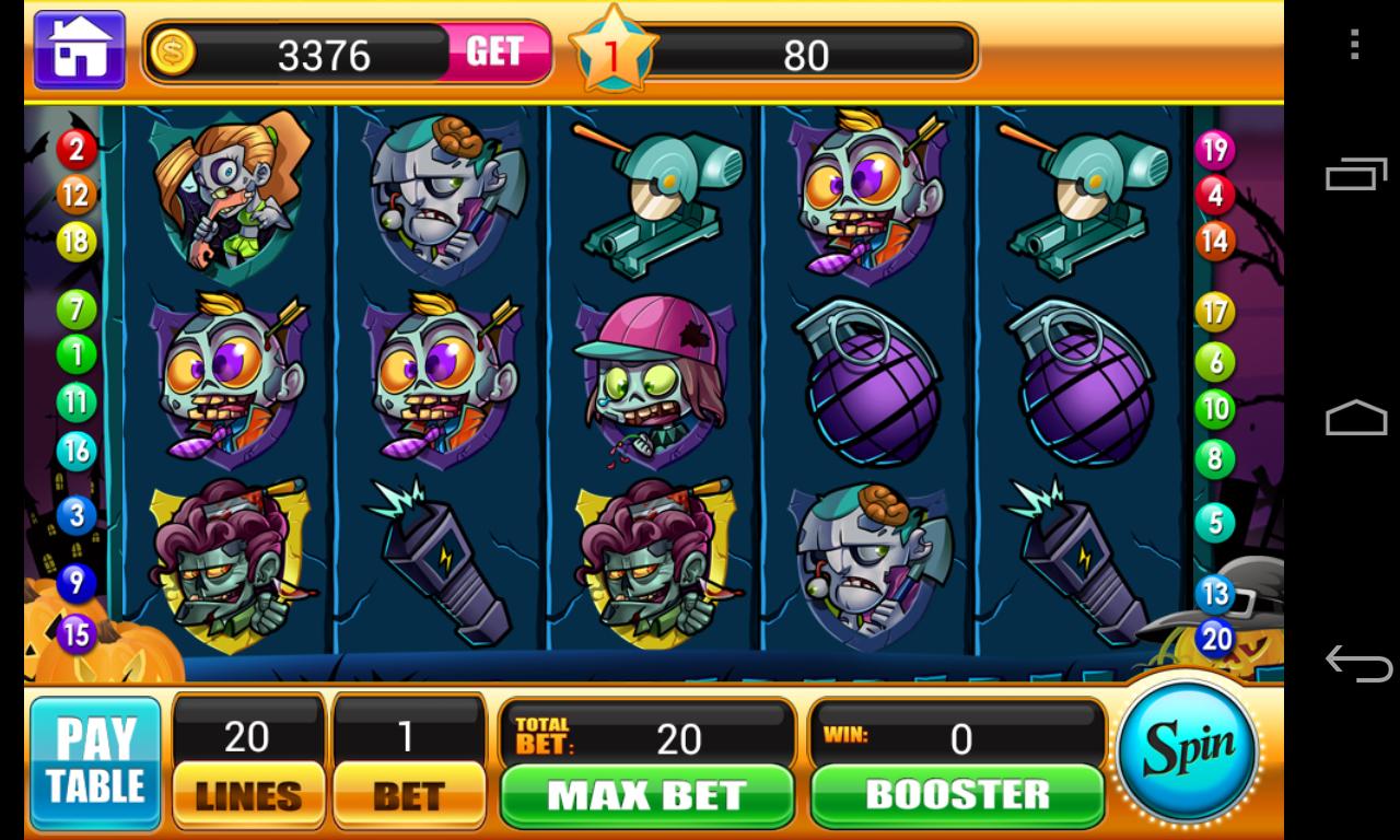 Zombies Slot Big - 447641