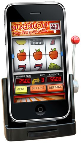 Slots for IPhone - 484844