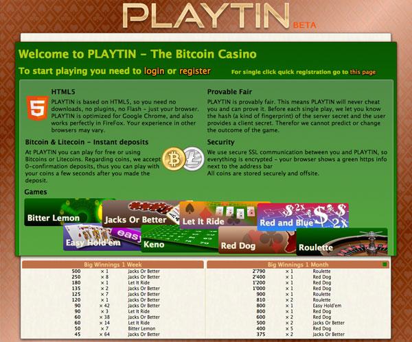Casino Bitcoin Withdrawal - 750248
