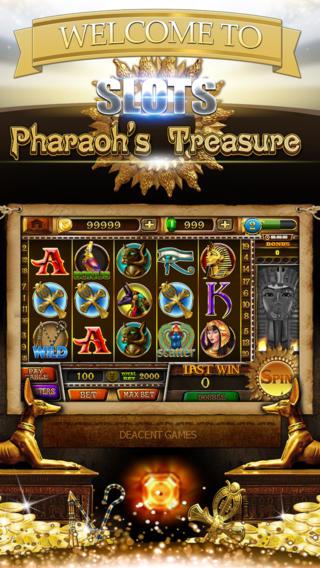 Pharaoh Secret Slot - 110055