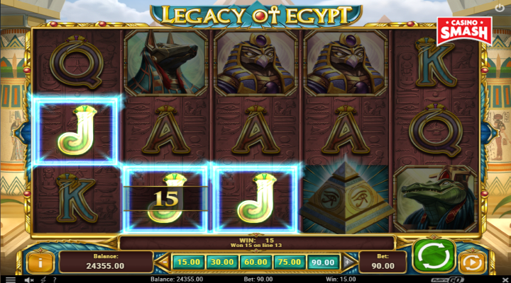 Legacy of Egypt - 210143
