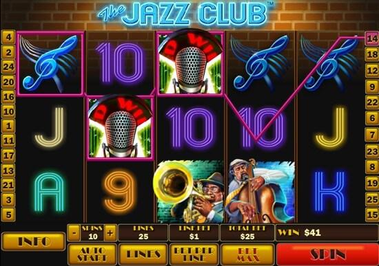 The Jazz Club - 821322