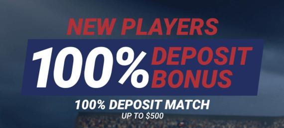 Sportsbook Bonus - 564409