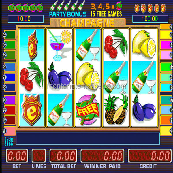 Slot Machine - 360971