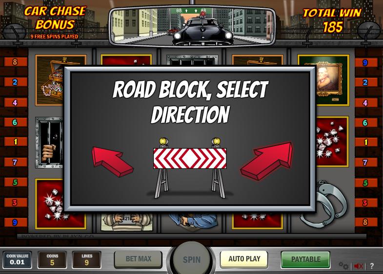 Cops Robbers Slot - 939055