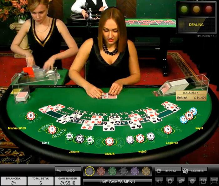 Blackjack Odds Casino - 119267