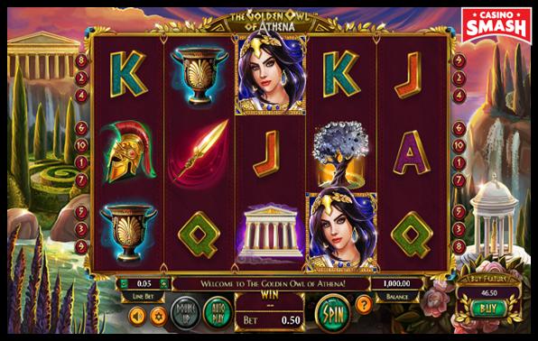 Greatest Odyssey Slot - 600383