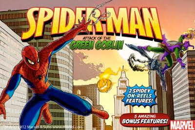 Spiderman Slot - 769808