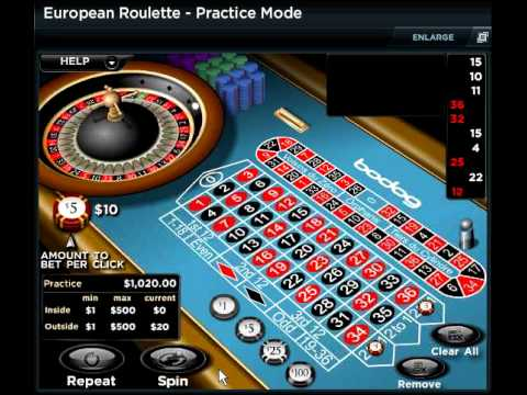 Roulette Strategy Experience - 733811