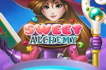 Sweet Alchemy Slot - 219118